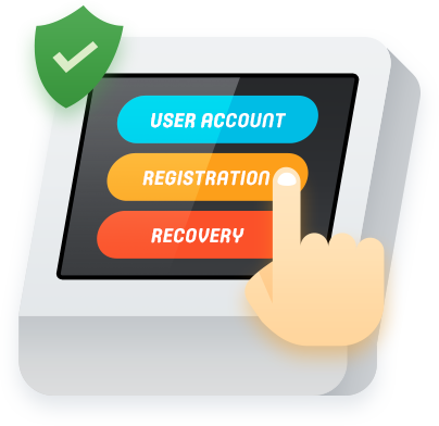 User Account Self-Services
