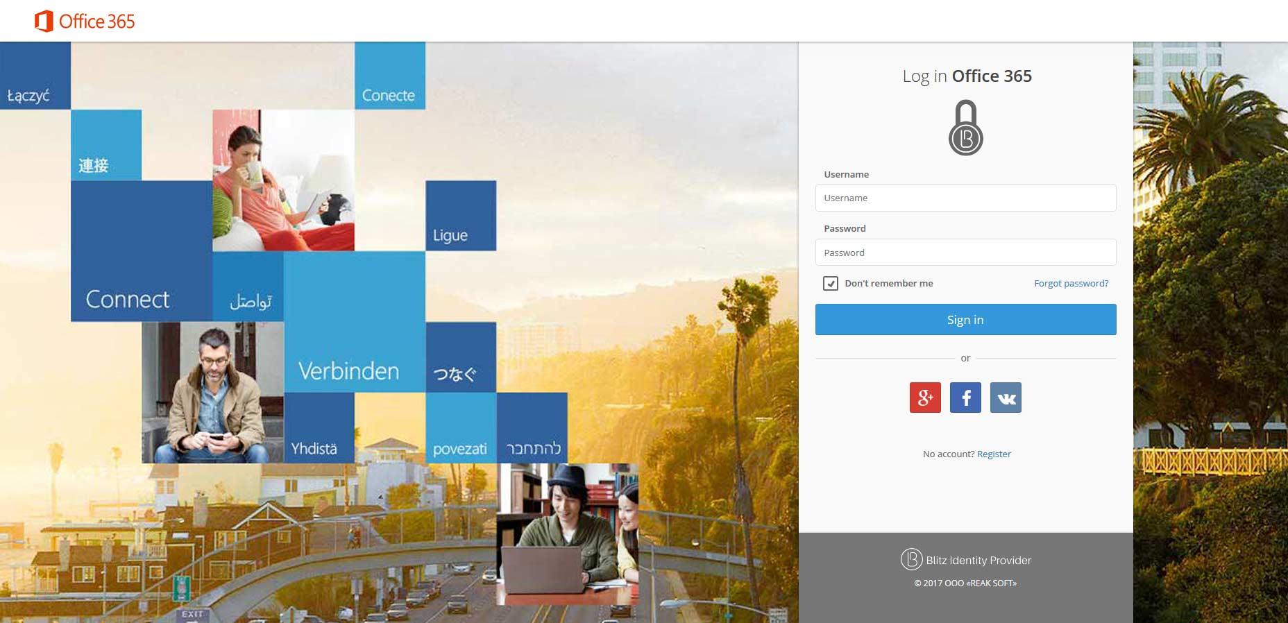 User Interface Customization - Unique design for each application