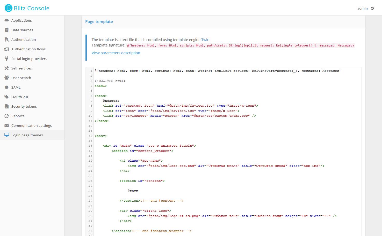 User Interface Customization - Own design
